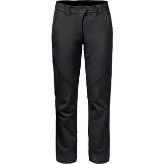 Jack Wolfskin Chilly Track XT Softshellhose Damen black