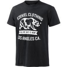 Ezekiel Walkabout Printshirt Herren schwarz