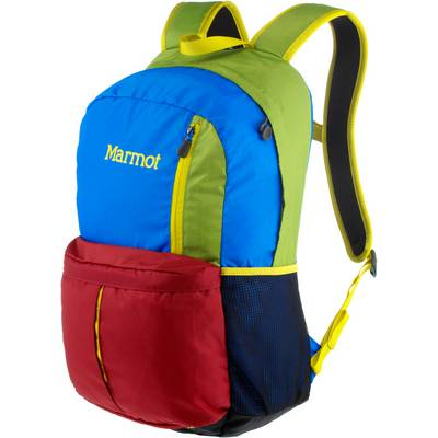 Marmot Calistoga Daypack rot/blau/grün