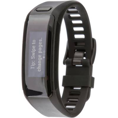 Garmin Vivosmart HR Fitness Tracker schwarz