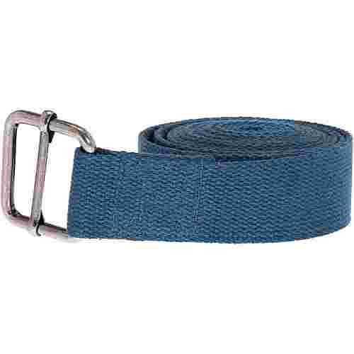 YOGISTAR.COM Medium Yogagurt navy blue