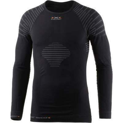 X-Bionic Invent Unterhemd Herren schwarz/anthrazit