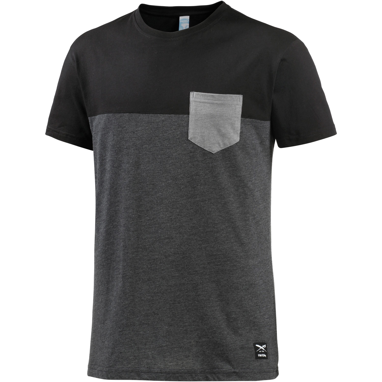 iriedaily Block Pocket T-Shirt Herren