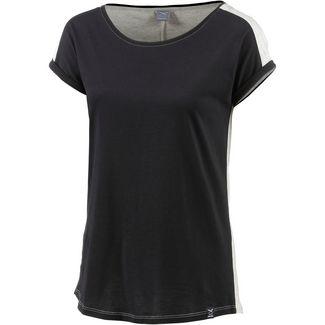 iriedaily Backside T-Shirt Damen black