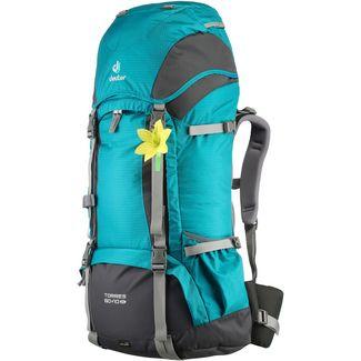 Deuter Torres 60+10 SL Trekkingrucksack Damen petrol-granite