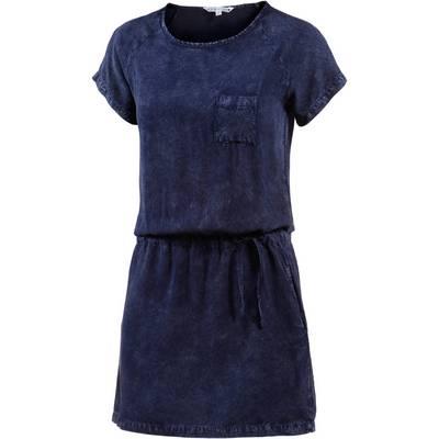 Ezekiel Ocean Kurzarmkleid Damen blau