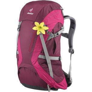 Deuter Mountain Air 30 SL Wanderrucksack Damen blackberry-magenta