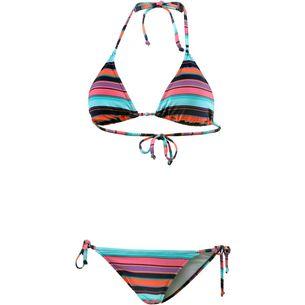 Chiemsee Wanda Bikini Set Damen koralle/türkis/blau