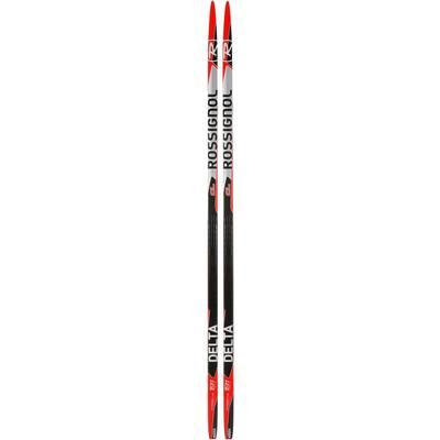 Rossignol Delta Classic NIS AR Langlaufski Klassik rot/schwarz