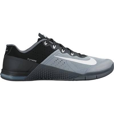 Nike Metcon 2 Fitnessschuhe Damen schwarz/grau