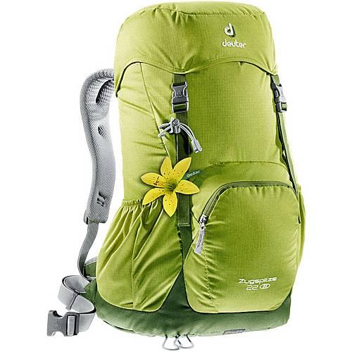 Deuter Zugspitze 22 SL Wanderrucksack Damen grün/dunkelgrün