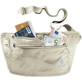 Deuter Security Money II Geldgürtel sand