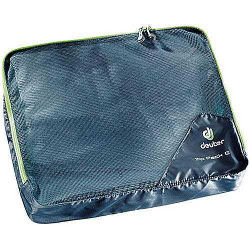 Deuter Zip Packsack granit/grün