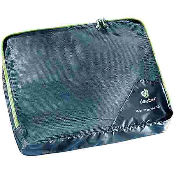 Deuter Zip Packsack granit-grün