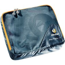 Deuter Zip Packsack granit/orange