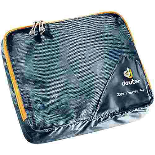 Deuter Zip Packsack granit-orange