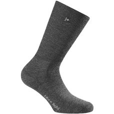 Rohner Fibra Light SupeR Wandersocken anthrazit