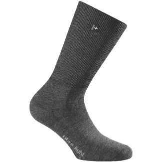 Rohner Fibra Light SupeR Merino Wandersocken anthrazit