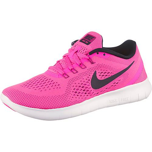 Nike Free Run Laufschuhe Damen pink im Online Shop von ...