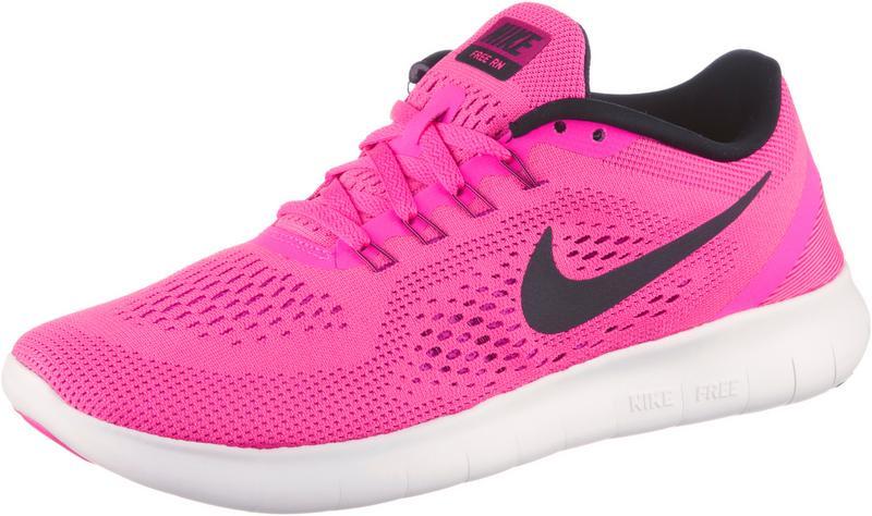 Nike Free RN Damen Laufschuhe pink