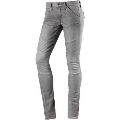 G-Star 5620 Custom Mid Skinny Fit Jeans Damen grey denim