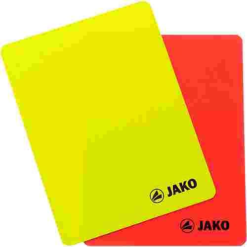 JAKO Fanartikel gelb/rot
