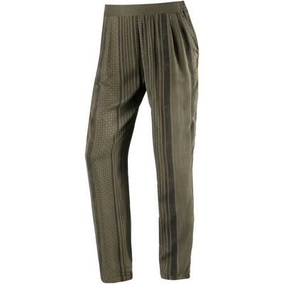 all about eve Hose Damen oliv/schwarz