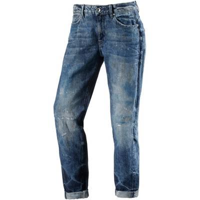 G-Star Midge Low Boyfriend Jeans Damen used denim