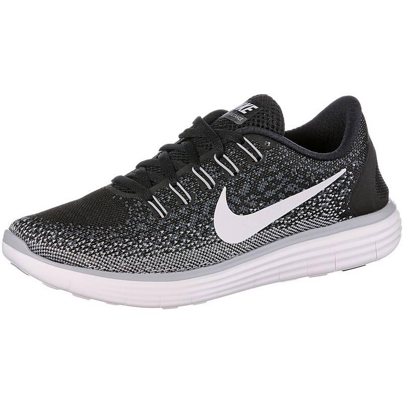 huge discount 38452 5e02d Nike Free RN Distance Laufschuhe Damen schwarz