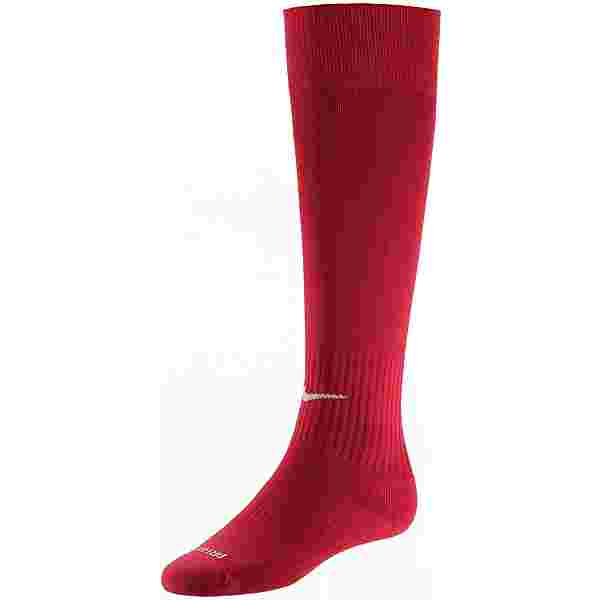 Nike Academy Fußballstrümpfe rot