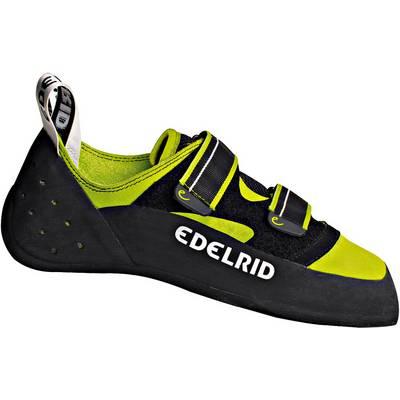 EDELRID Blizzard Kletterschuhe grün/schwarz