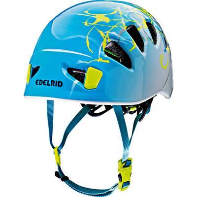 EDELRID Shield II Kletterhelm Damen blau