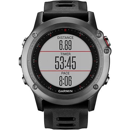 garmin fenix 3 sportuhr grau im online shop von. Black Bedroom Furniture Sets. Home Design Ideas