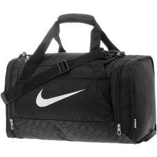 Nike Brasilia 6 Sporttasche schwarz/weiß