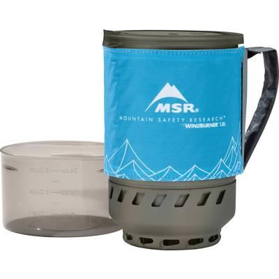 MSR Campingkocher Zubehör blau