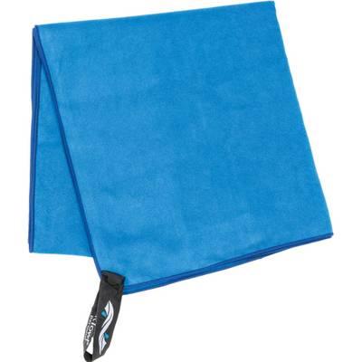 PackTowl Personal Mikrofaserhandtuch blau