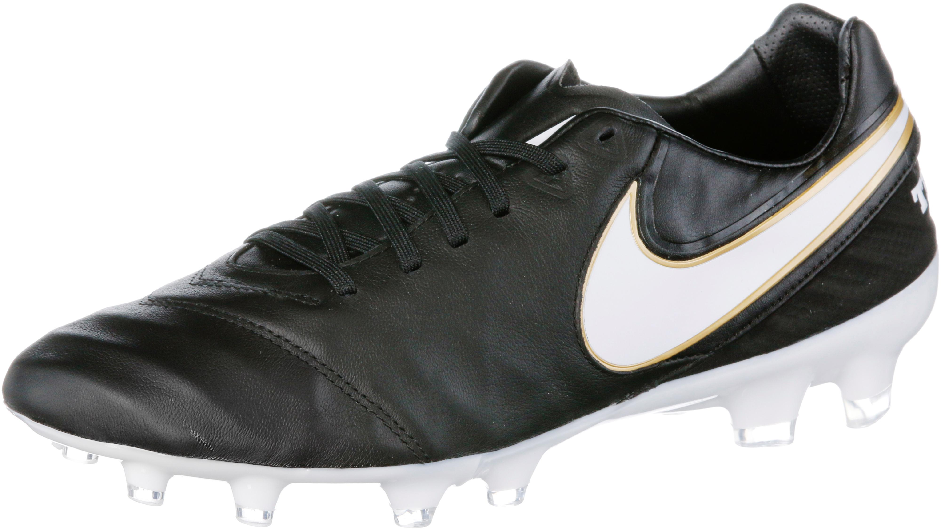 separation shoes b0fc1 c6195 Nike TIEMPO LEGACY II FG Fußballschuhe Herren schwarz/weiß im Online Shop  von SportScheck kaufen