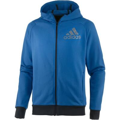 adidas Prime Sweatjacke Herren blau