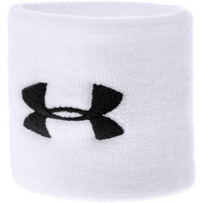 "Under Armour 3""Performance Wristband Schweißband Herren weiss"