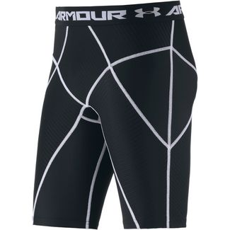 Under Armour HeatGear Armour Kompressionshose Herren schwarz