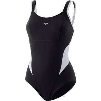 Arena Makimurax Bodylift Schwimmanzug Damen schwarz/weiß