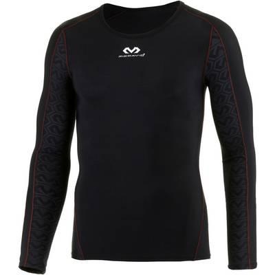 Mc David Kompressionsshirt schwarz