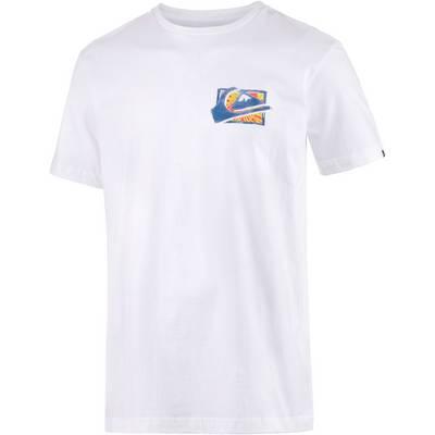 Quiksilver MW Spray T-Shirt Herren weiß