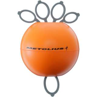METOLIUS GripSaver Plus Handmuskeltrainer orange