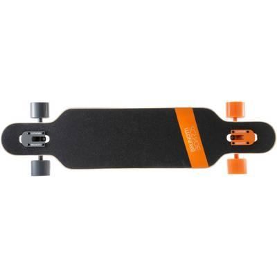 Brunotti Bob Longboard-Komplettset orange