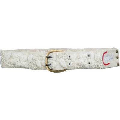 Chillaz Cinturon Alpamayo Gürtel Damen weiß