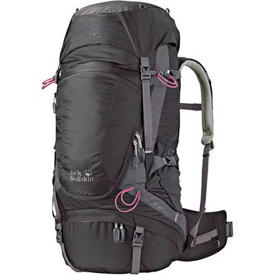 Jack Wolfskin Highland Trail XT 45 Trekkingrucksack Damen dunkelgrau