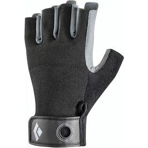 Black Diamond Crag Half-Finger Fingerhandschuhe Herren black