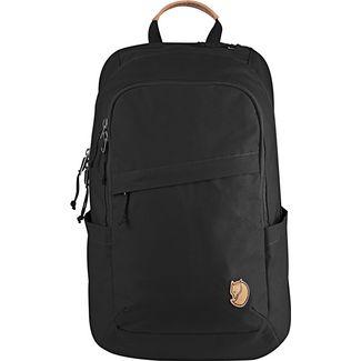 FJÄLLRÄVEN Rucksack Räven 20 L Daypack black