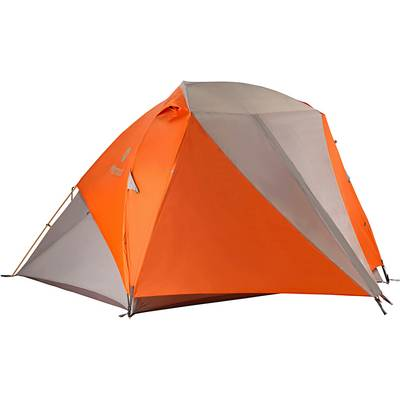 Marmot Argent 4P Kuppelzelt orange